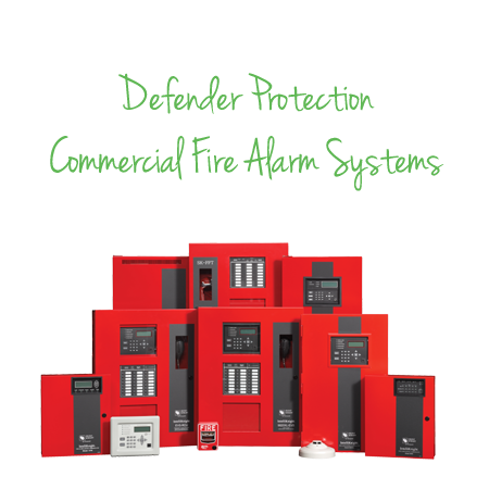 Defender Protection Commercial Fire Alarm Systems